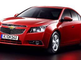 Chevrolet: la vente des Cruze suspendue aux Etats-Unis et au Canada