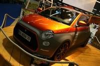 PTRS 2008 : Zoom sur la Fiat 500 Addx/Parotech