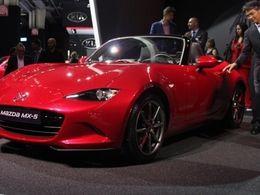 Mondial de Paris : Mazda pourrait aussi faire l'impasse