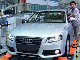 Audi passe le cap du million en Chine