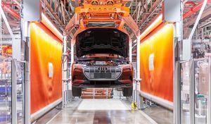 Marché automobile européen : chute brutale et logique au premier trimestre