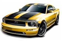 Parotech présente son nouveau projet : Une Mustang !!!