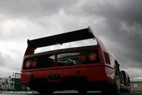 Photos du jour : Ferrari F40 LM
