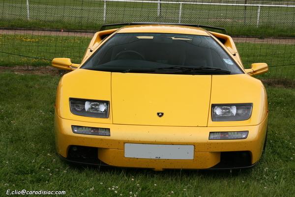 Photos du jour : Lamborghini Diablo VT 6.0