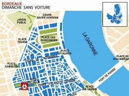 """La prochaine opération """"Dimanche à Bordeaux sans voiture"""" le 7 novembre 2010"""