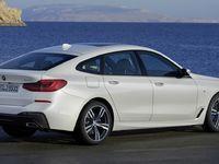 Salon de Francfort 2017 - BMW Série 6 Gran Turismo: de cinq à six