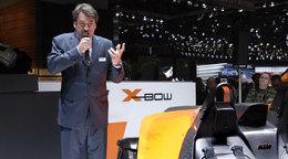 KTM auto et l'avenir : ambitieux (5 modèles à venir) !!