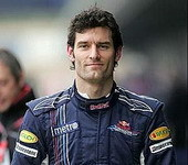 F1: Webber est timbré !