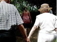 La marche pourrait réduire le développement de la sénilité et de la démence