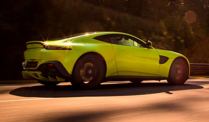 Aston Martin et AMG : l'inéluctable divorce ?