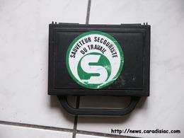 Secourisme 8e partie : La trousse de secours et l'équipement de sécurité