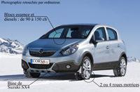 Un petit 4x4 chez Opel en 2010 !