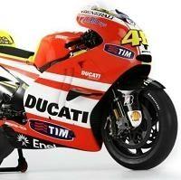 Moto GP - Ducati: Encore du budget pour les rouges, celui de Shell