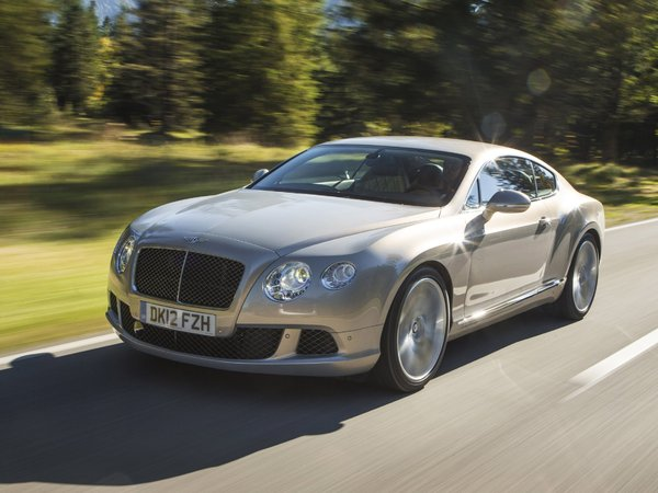 (J'aime de nuit) Bentley Continental GT II