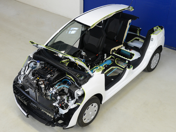 PSA : l'avenir de l'Hybrid Air toujours flou