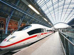 Francfort, Londres et Amsterdam bientôt reliées par un train à très grande vitesse