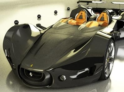 Celeritas Barchetta: une Ferrari que nous ne verrons jamais!