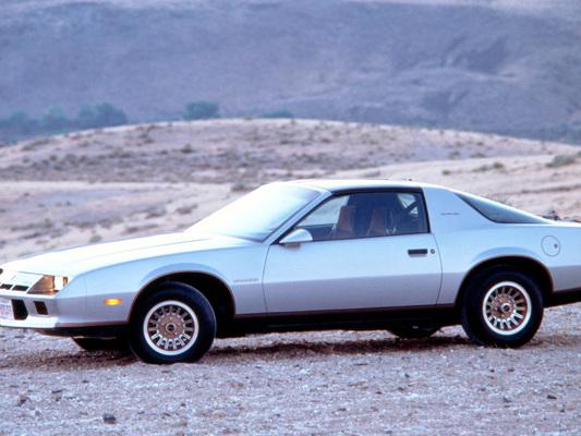 La prochaine Chevrolet Camaro avec un quatre cylindres 2.0