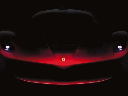 Ferrari F150 : un million d'euros et une production limitée à 499 exemplaires