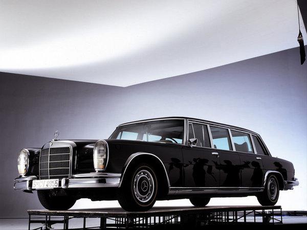 La future Classe S Pullman affichée à 1 million de $ ?