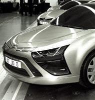 Citroën C5: genèse d'un style
