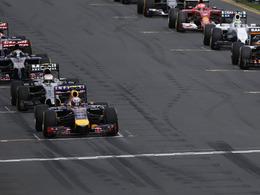 En 2015, la F1 change : les restarts se feront désormais arrêtés