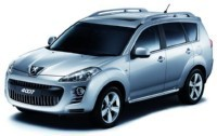 Future Peugeot 4007 : le premier SUV français, c'est lui !
