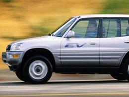 Développement du Toyota RAV4  électrique : l'aspect financier évoqué