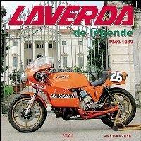 Livre : Les Laverda de légende 1949-1989