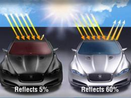 Etude : les peintures solaires réfléchissantes permettent de garder son véhicule plus frais en utilisant moins de carburant