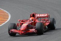 F1: Schumi est satisfait de ses premiers essais !