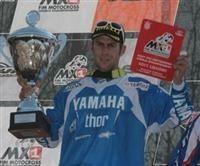 MX 1 : Yamaha en tête