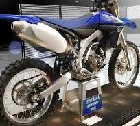 Vidéo : Yamaha 450 YZ-F 2010, un concentré de technologie