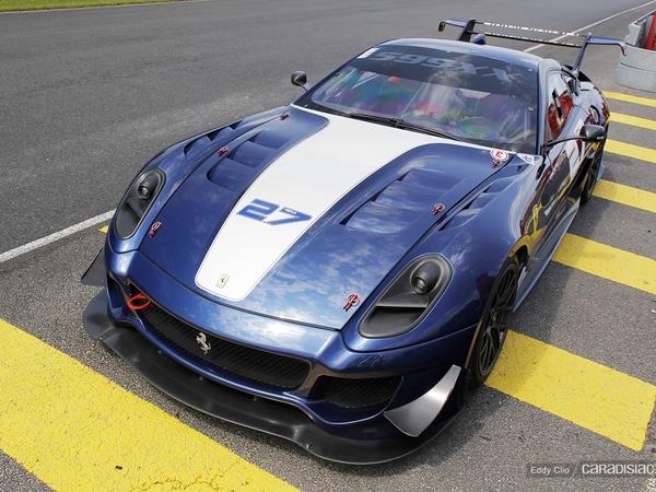 Photos du jour : Ferrari 599 XX (Sport & Collection)