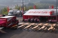Ducati Day 2013: lundi 20 mai à Spa-Francorchamps