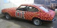 Les 4 342 et 1 voitures de Trebor Yles !!!