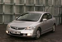 Une nouvelle finition sur la Honda Civic Hybrid
