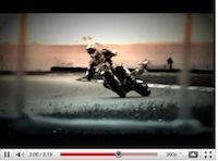 Championnat de France Supermotard: le meilleur de 2010 en vidéo.