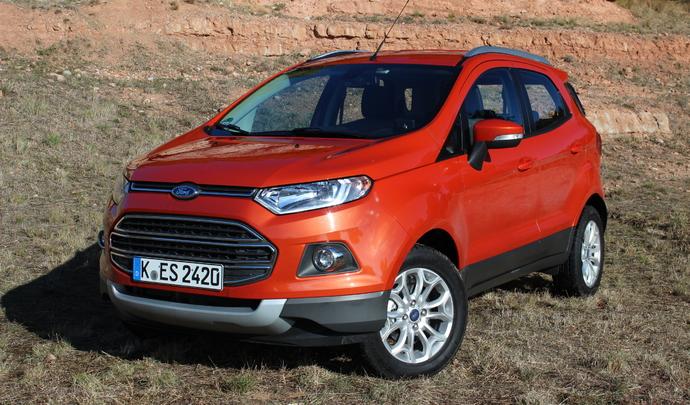 Fiabilité du Ford Ecosport : la maxi-fiche occasion de Caradisiac