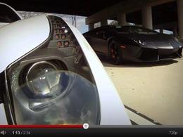 Ferrari 458 Twin Turbo vs Lamborghini Aventador, qui va l'emporter ?