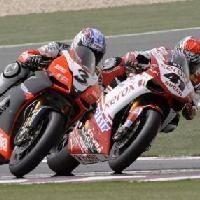 Superbike - Losail: Biaggi a retrouvé de l'appétit