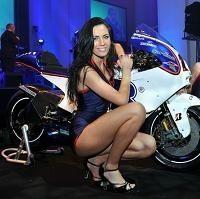 Moto GP - Ducati: Karel Abraham a présenté la sienne
