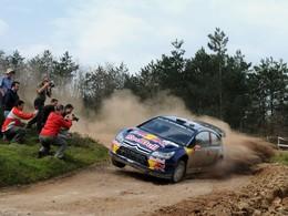 WRC Catalogne : Räikkönen s'améliore, il fait des tonneaux dans le shakedown