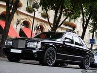 Photo du jour : Bentley Arnage T