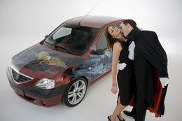 Dacia Logan by DeSwart : sanglant !