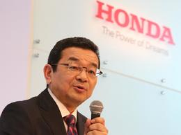 """Honda : le nouveau PDG reconnaît la """"fadeur"""" de ses autos"""