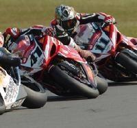 Superbike: Donington: Corser rit jaune