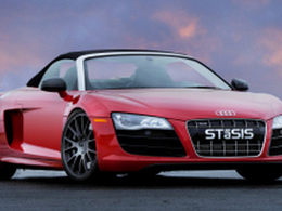 Audi au SEMA Show : six autos dont une R8 Spyder de 710 chevaux