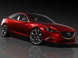 Le concept Mazda Takeri se dévoile