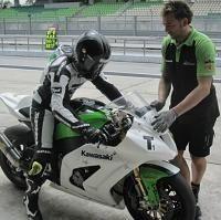 Superbike - Kawasaki: Les verts en ont terminé à Sepang mais Vermeulen était déjà parti